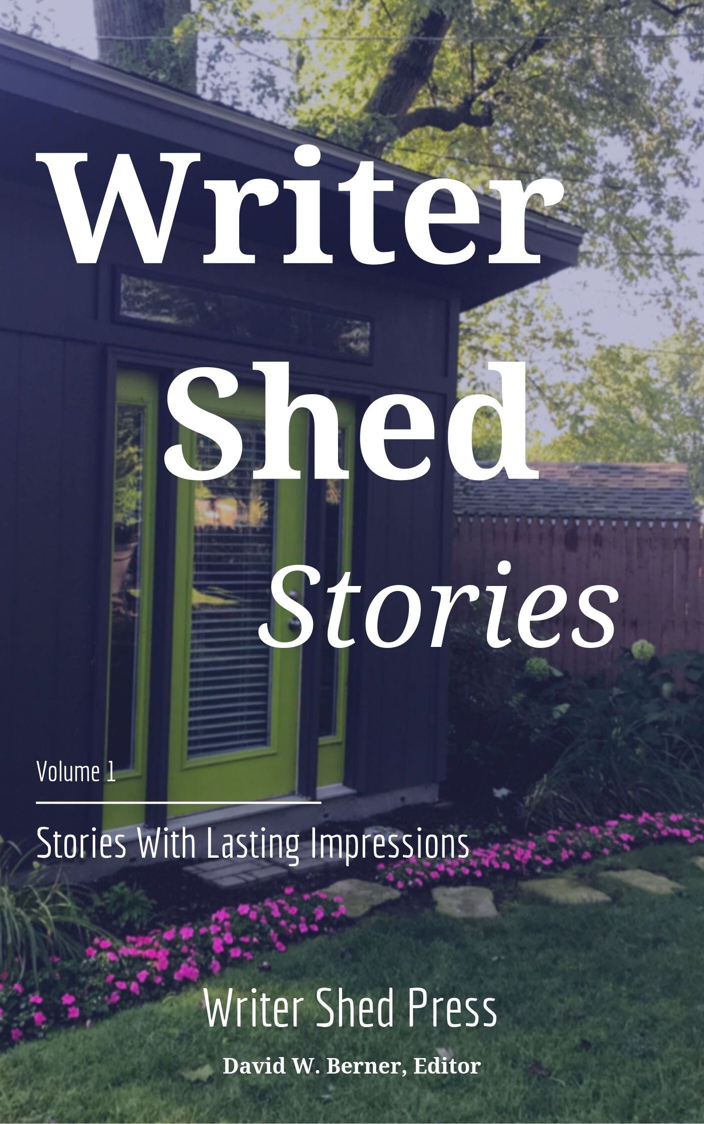 Writer Shed Stories 3